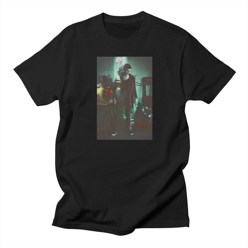 Mad Genius VIX Men's Regular T-Shirt by The Mad Genius Artist Shop