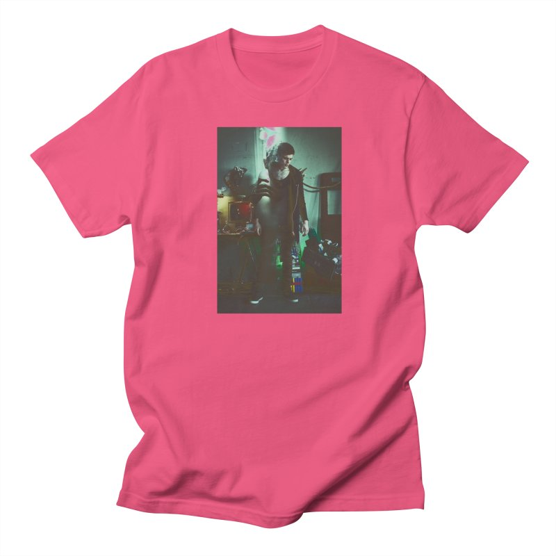Mad Genius VIX Men's T-Shirt by The Mad Genius Artist Shop