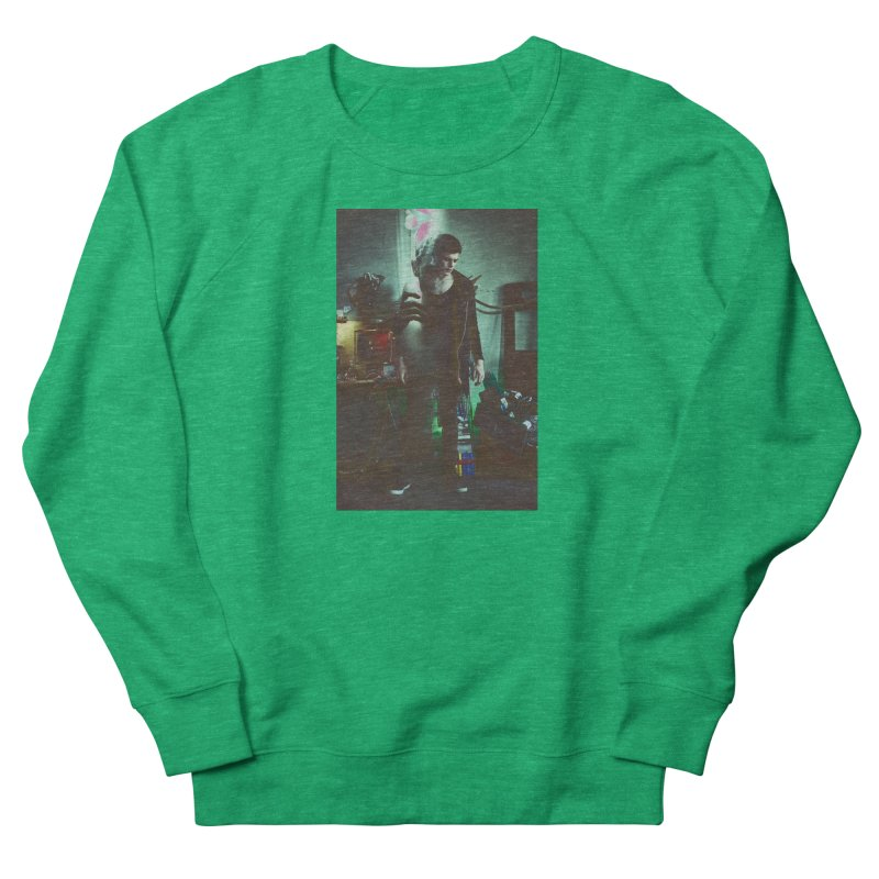 Mad Genius VIX Women's French Terry Sweatshirt by The Mad Genius Artist Shop