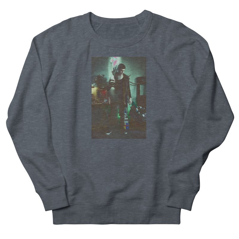 Mad Genius VIX Women's French Terry Sweatshirt by The Mad Genius Artist Shop