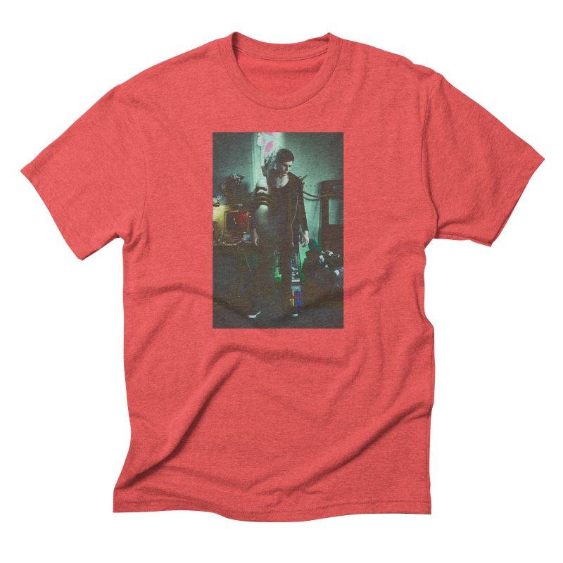 Mad Genius VIX Men's Triblend T-Shirt by The Mad Genius Artist Shop