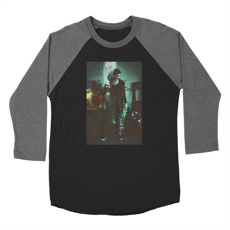 Mad Genius VIX Women's Baseball Triblend Longsleeve T-Shirt by The Mad Genius Artist Shop