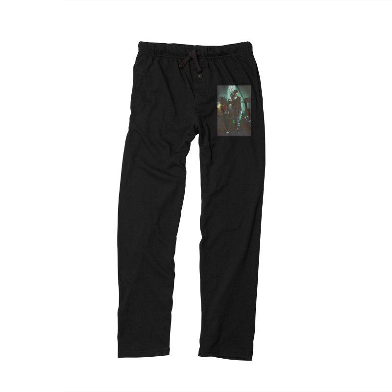 Mad Genius VIX Men's Lounge Pants by The Mad Genius Artist Shop