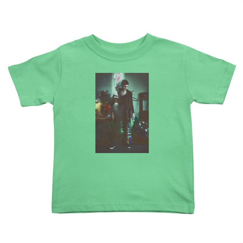 Mad Genius VIX Kids Toddler T-Shirt by The Mad Genius Artist Shop