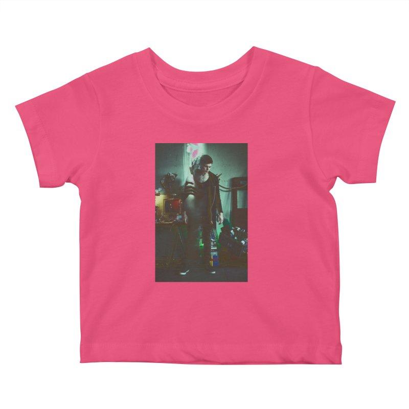 Mad Genius VIX Kids Baby T-Shirt by The Mad Genius Artist Shop