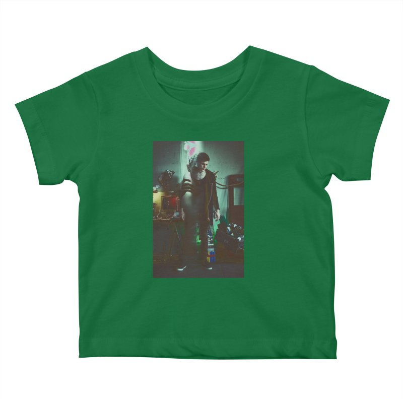 Mad Genius VIX Kids Baby T-Shirt by The Mad Genius Artist Shop