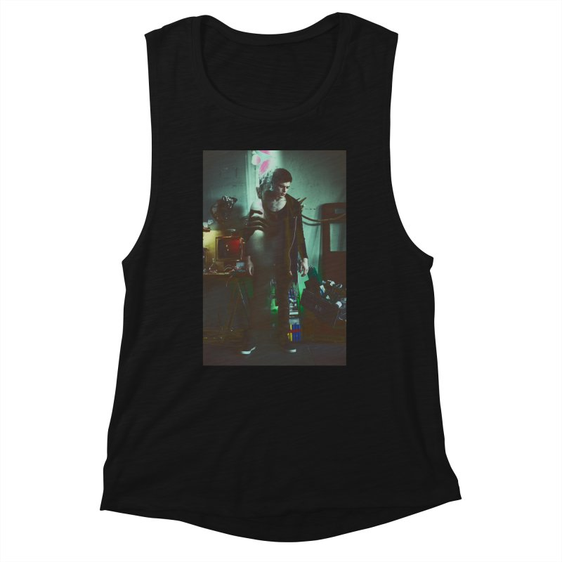 Mad Genius VIX Women's Tank by The Mad Genius Artist Shop