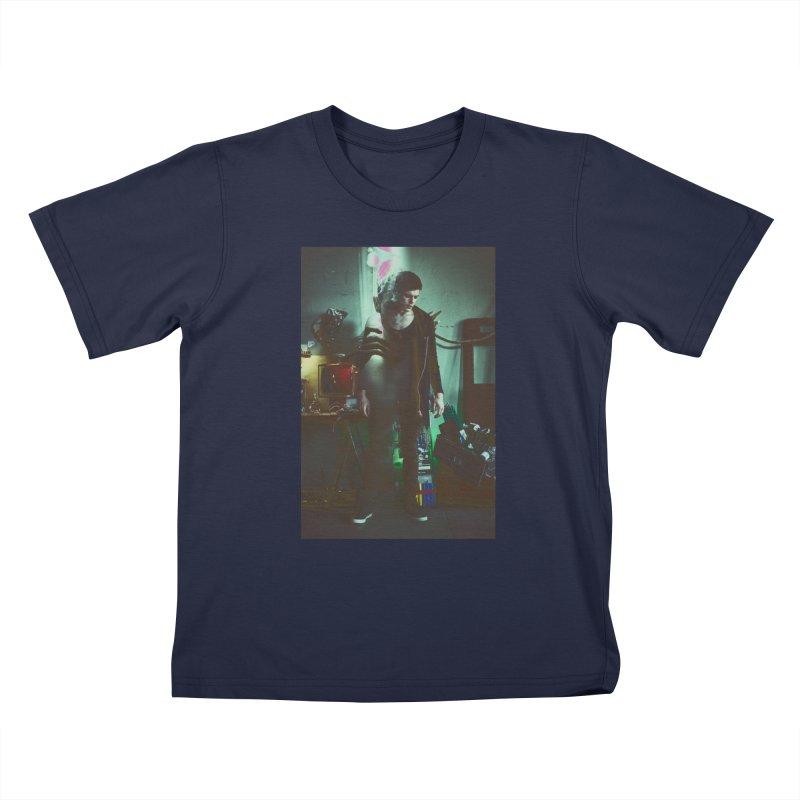 Mad Genius VIX Kids T-Shirt by The Mad Genius Artist Shop