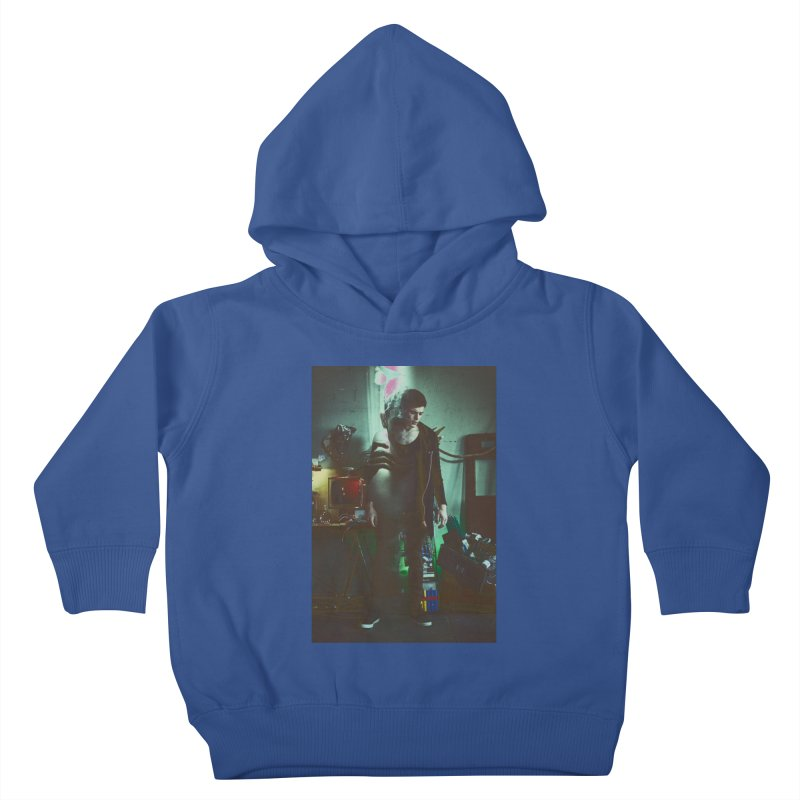 Mad Genius VIX Kids Toddler Pullover Hoody by The Mad Genius Artist Shop