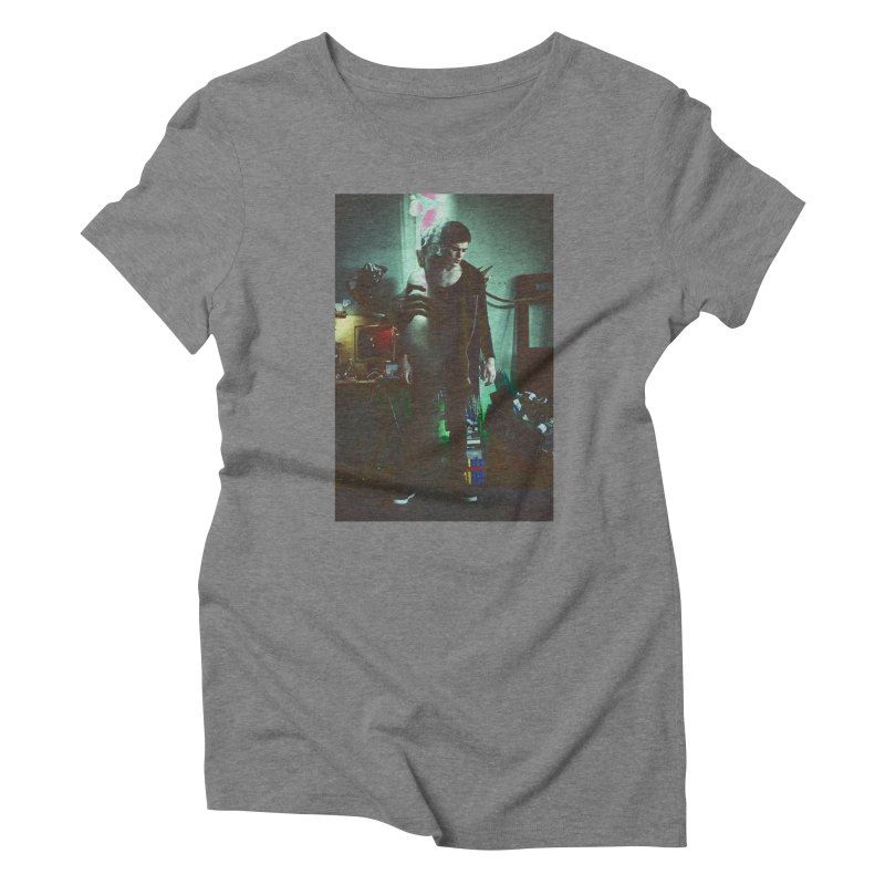 Mad Genius VIX Women's Triblend T-Shirt by The Mad Genius Artist Shop