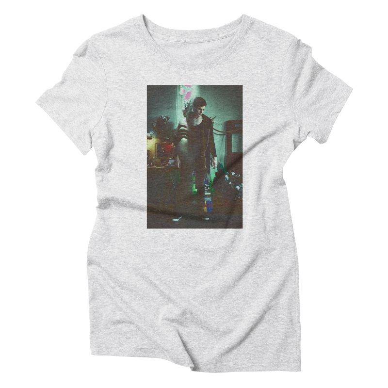 Mad Genius VIX Women's T-Shirt by The Mad Genius Artist Shop