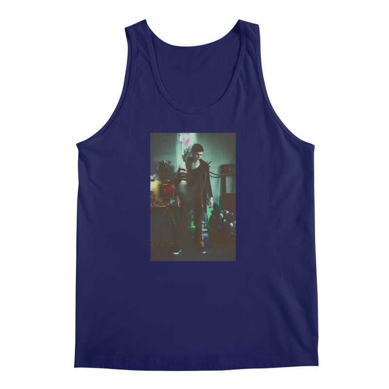 Mad Genius VIX Men's Regular Tank by The Mad Genius Artist Shop