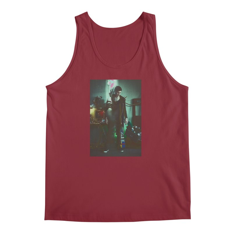 Mad Genius VIX Men's Tank by The Mad Genius Artist Shop