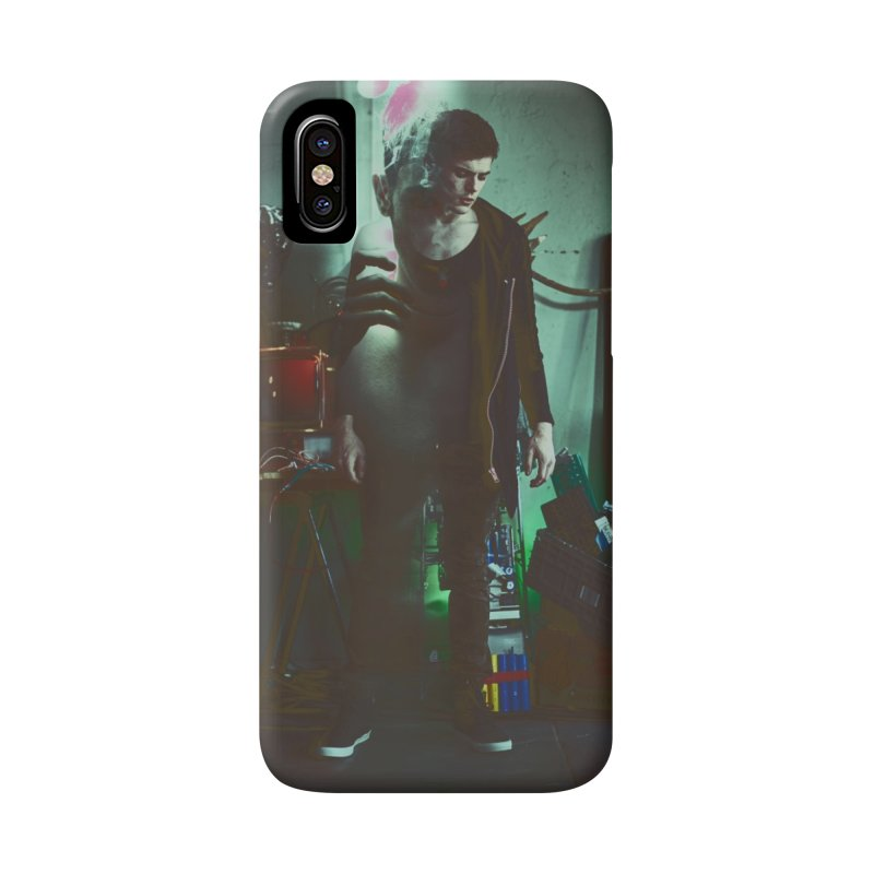 Mad Genius VIX Accessories Phone Case by The Mad Genius Artist Shop