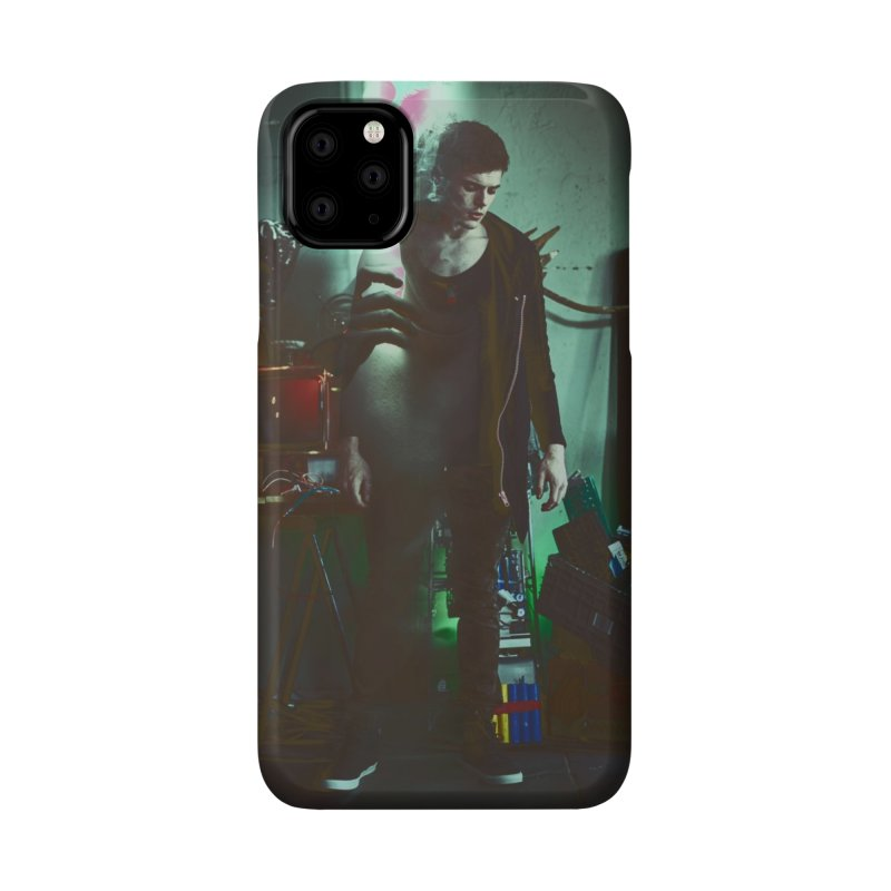 Mad Genius VIX Accessories Phone Case by The Mad Genius Artist Shop