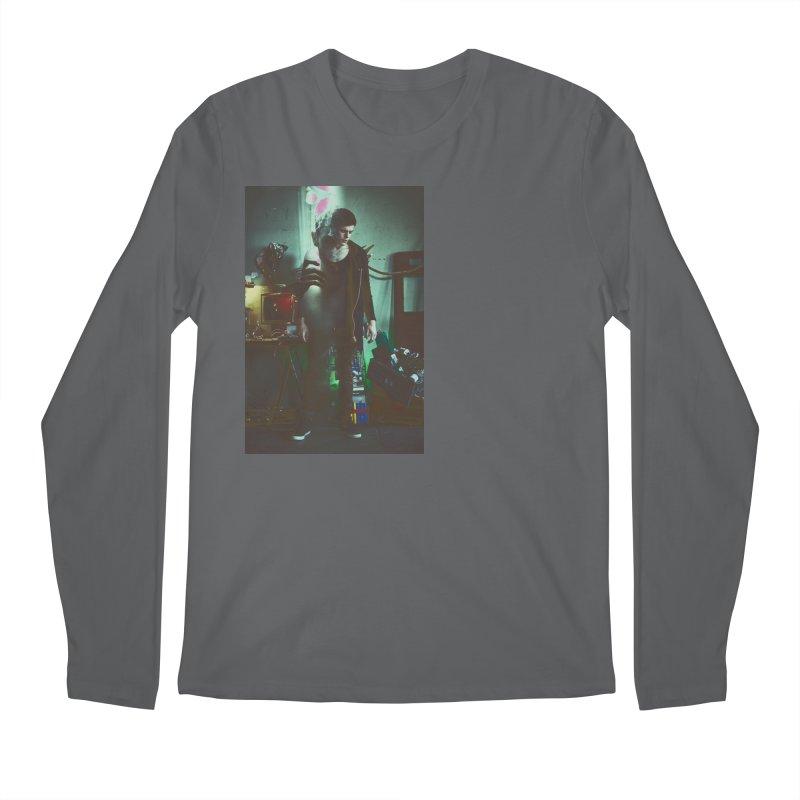 Mad Genius VIX Men's Longsleeve T-Shirt by The Mad Genius Artist Shop