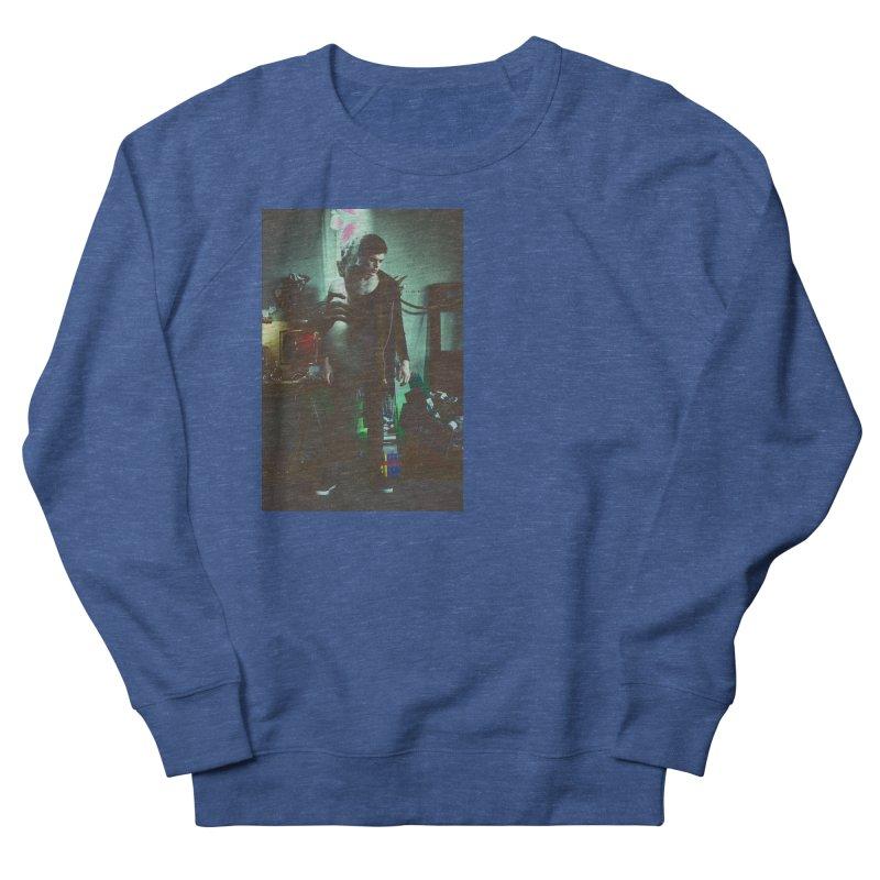 Mad Genius VIX Men's Sweatshirt by The Mad Genius Artist Shop