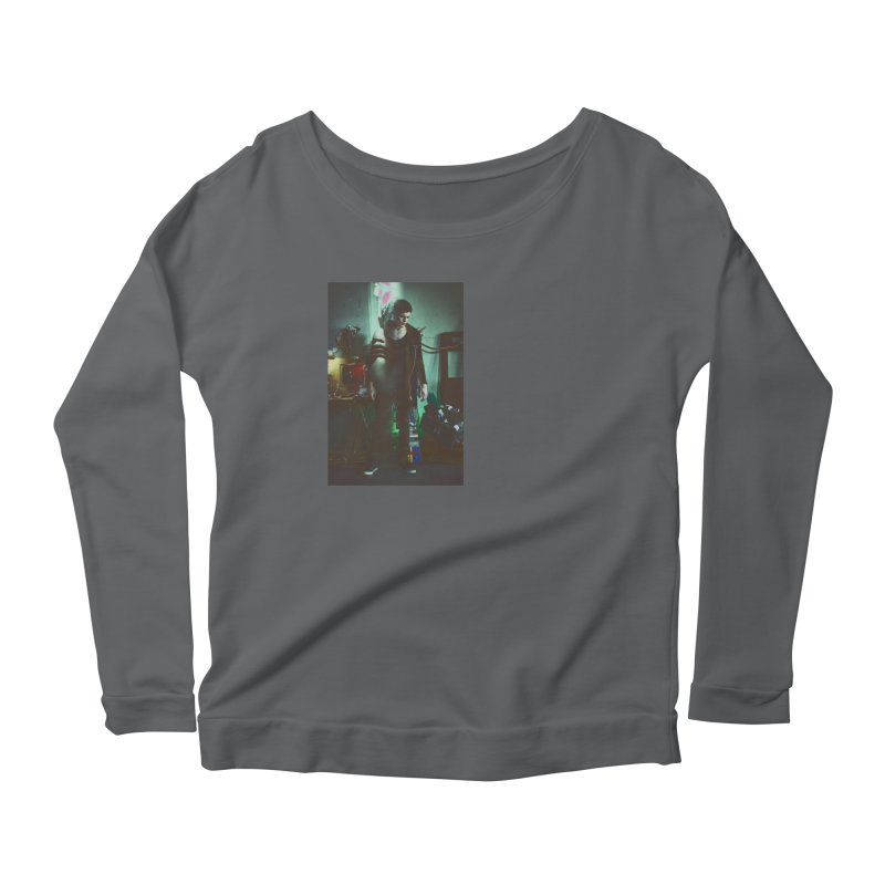Mad Genius VIX Women's Longsleeve T-Shirt by The Mad Genius Artist Shop