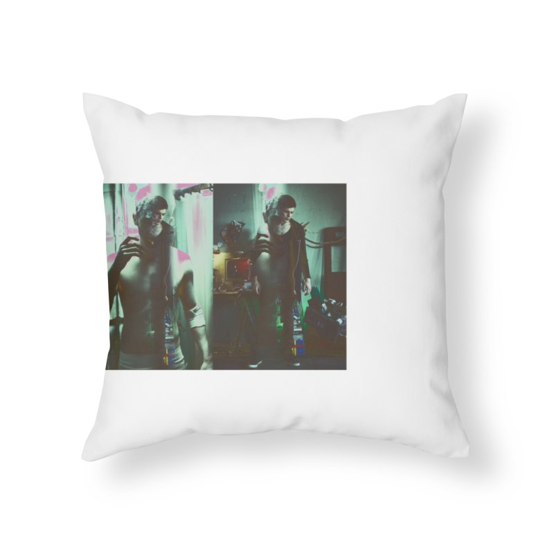 Mad Genius VIX Home Throw Pillow by The Mad Genius Artist Shop