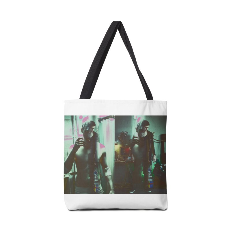 Mad Genius VIX Accessories Tote Bag Bag by The Mad Genius Artist Shop