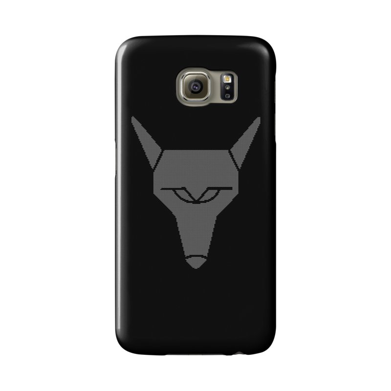 Mad Genius White Hat Fox Accessories Phone Case by The Mad Genius Artist Shop