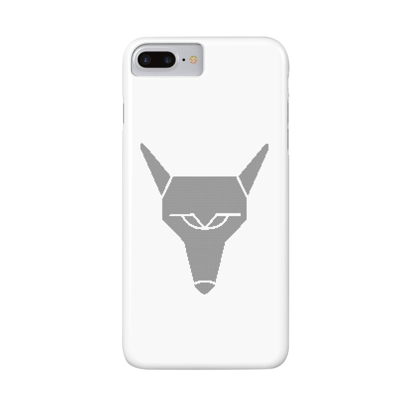 Mad Genius Black Hat Fox Accessories Phone Case by The Mad Genius Artist Shop