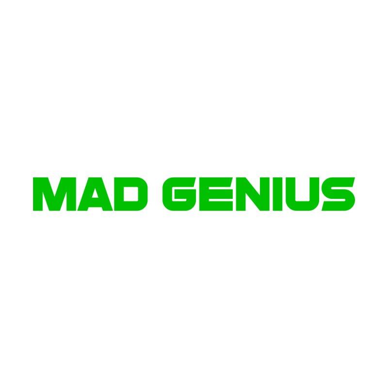 Mad Genius Logo by The Mad Genius Artist Shop