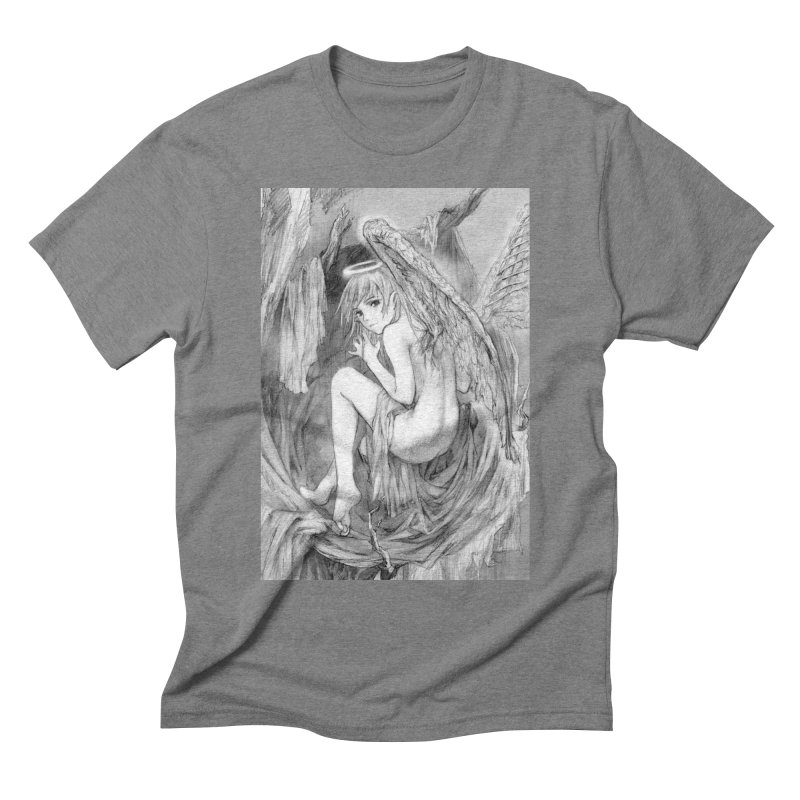 Angelica Obfuscura Men's T-Shirt by MaddFictional's Artist Shop