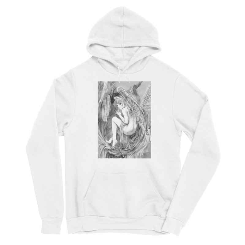 Angelica Obfuscura Men's Pullover Hoody by MaddFictional's Artist Shop