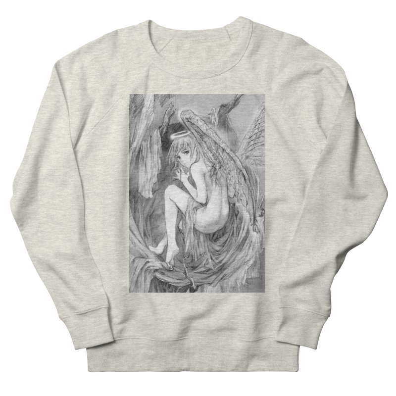 Angelica Obfuscura Men's Sweatshirt by MaddFictional's Artist Shop