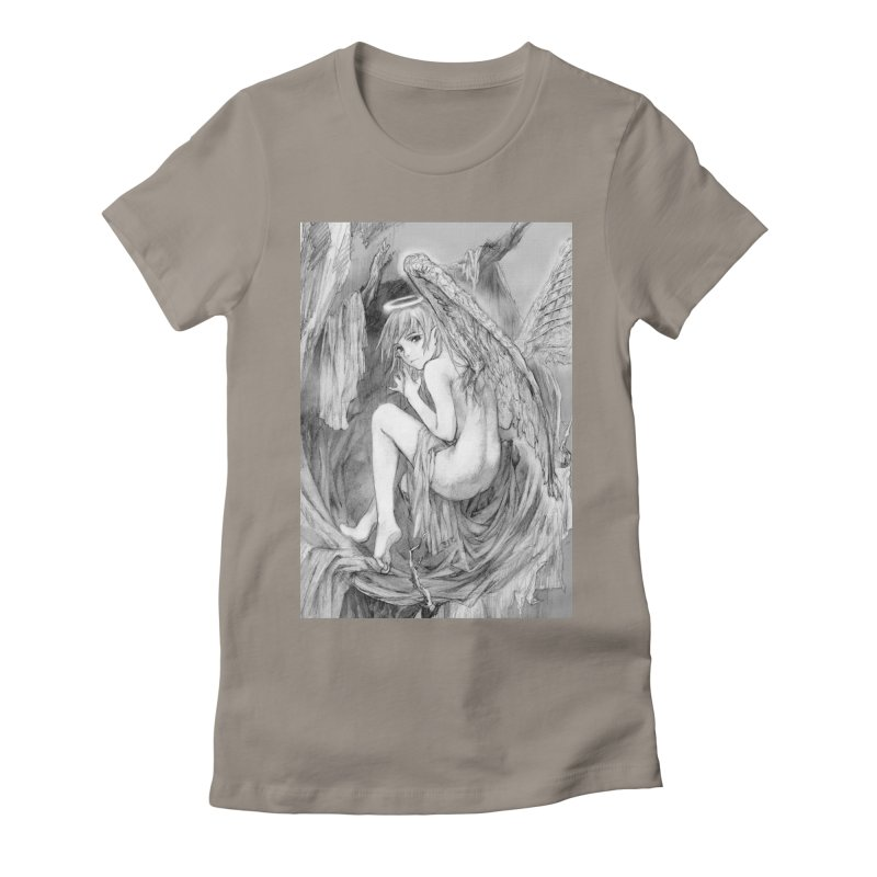 Angelica Obfuscura Women's T-Shirt by MaddFictional's Artist Shop