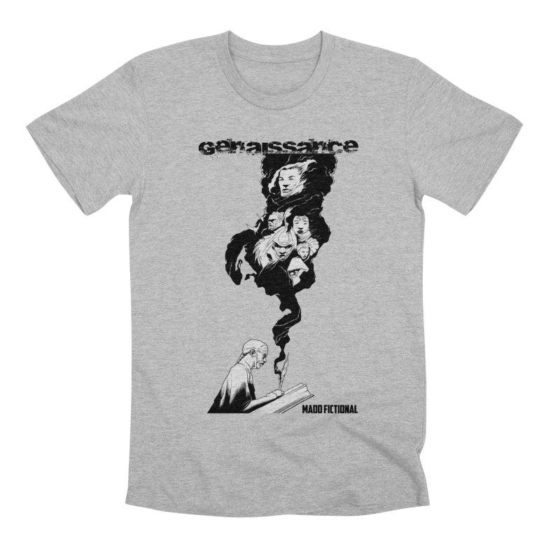 Genaissance - Enoch the Scribe Men's T-Shirt by MaddFictional's Artist Shop