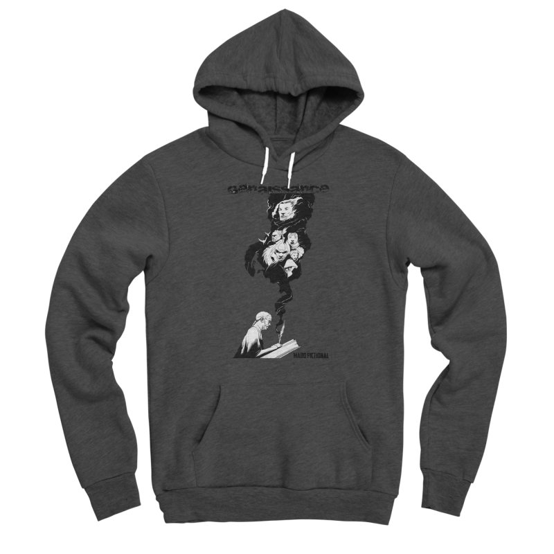 Genaissance - Enoch the Scribe Men's Pullover Hoody by MaddFictional's Artist Shop