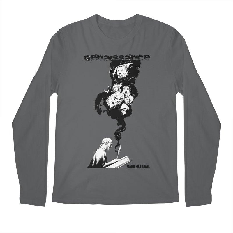 Genaissance - Enoch the Scribe Men's Longsleeve T-Shirt by MaddFictional's Artist Shop
