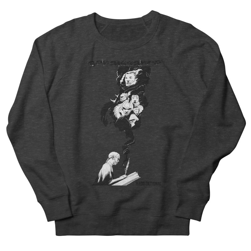 Genaissance - Enoch the Scribe Men's Sweatshirt by MaddFictional's Artist Shop
