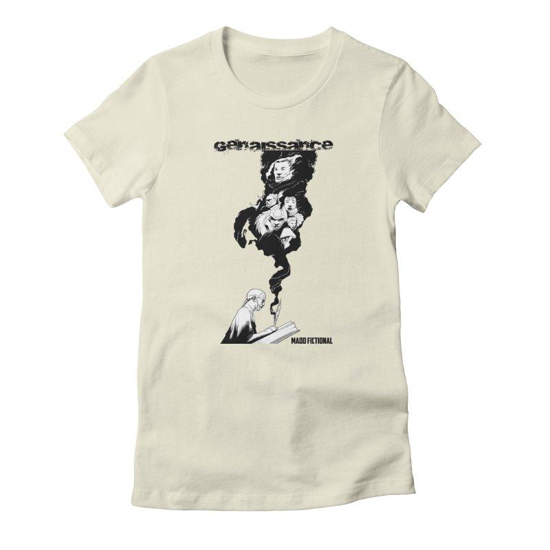 Genaissance - Enoch the Scribe Women's T-Shirt by MaddFictional's Artist Shop
