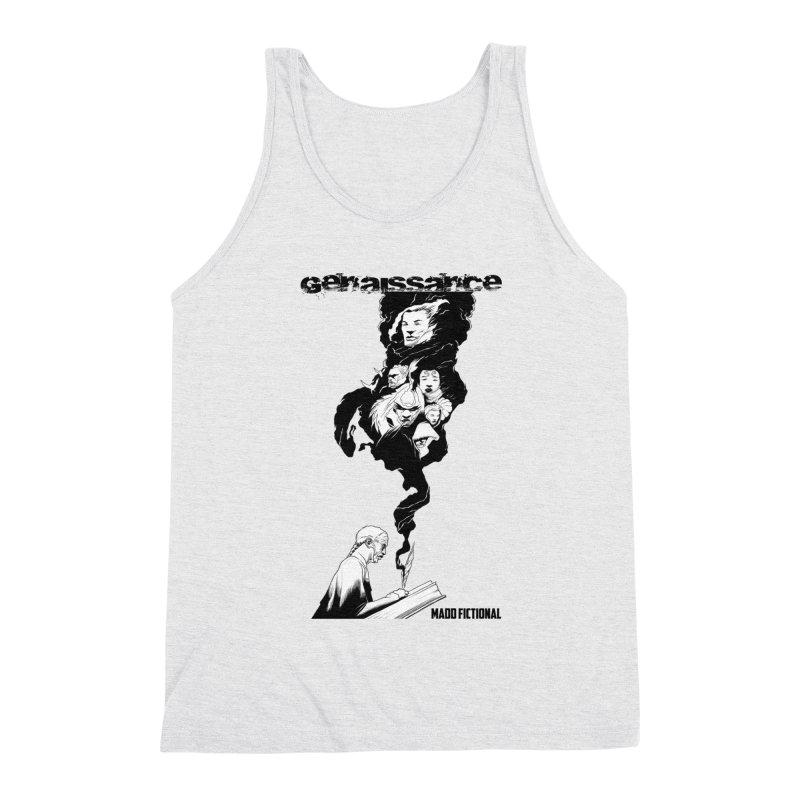 Genaissance - Enoch the Scribe Men's Tank by MaddFictional's Artist Shop