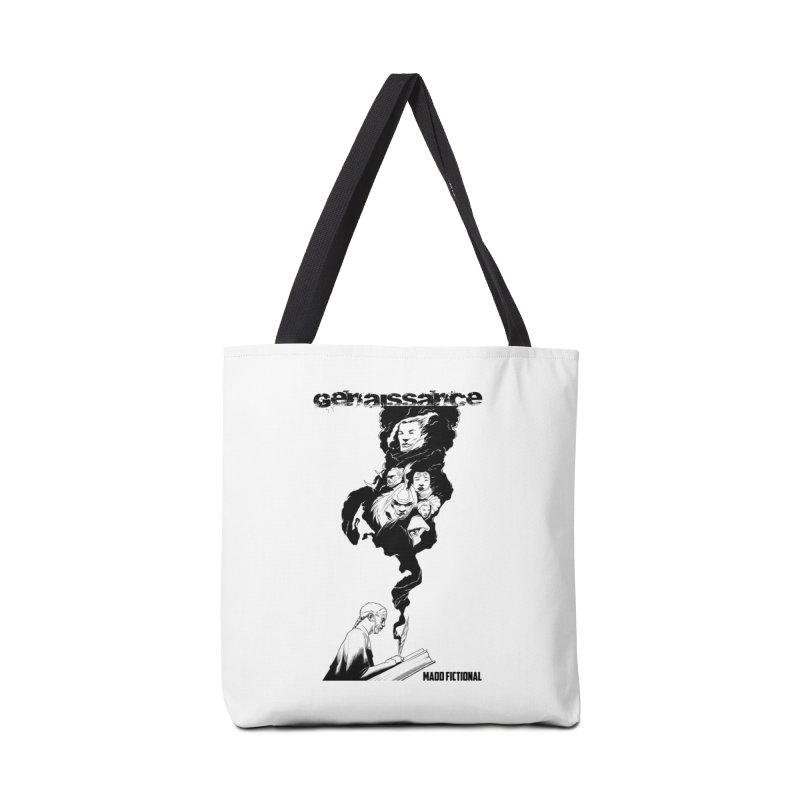 Genaissance - Enoch the Scribe Accessories Bag by MaddFictional's Artist Shop