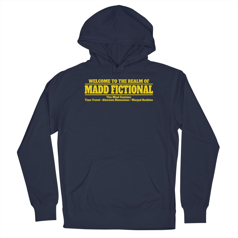 Madd Fictional Men's Pullover Hoody by MaddFictional's Artist Shop