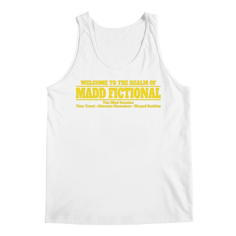 Madd Fictional Men's Tank by MaddFictional's Artist Shop