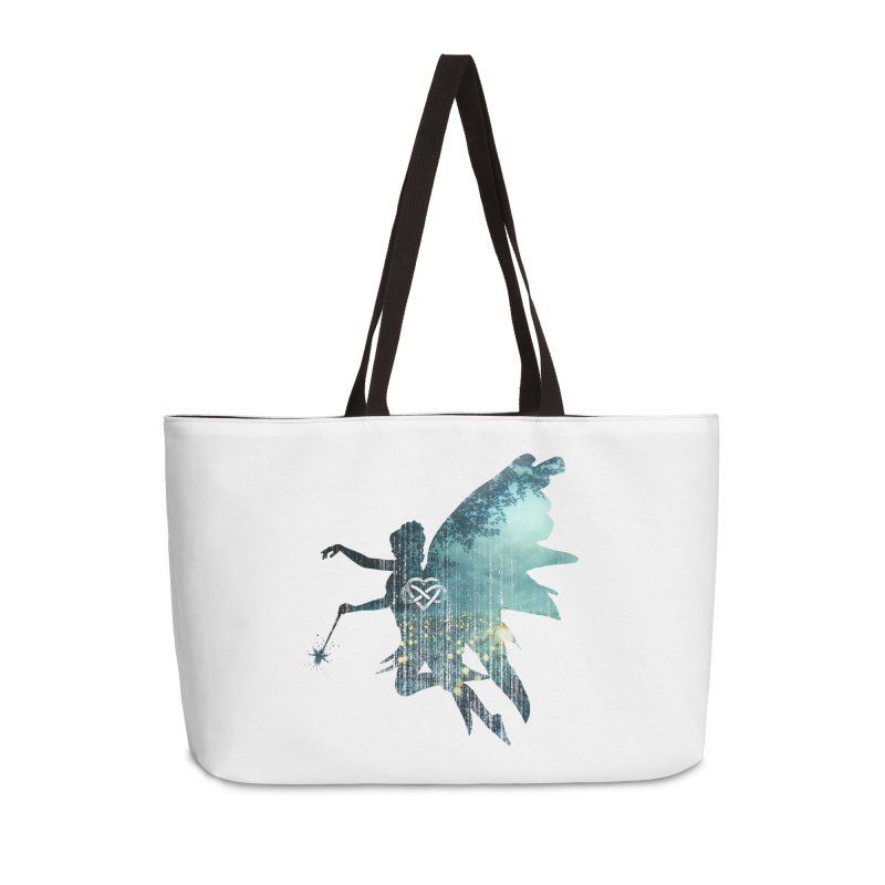 Midnight Mystic Forest Dream Pixie Accessories Bag by MaddFictional's Artist Shop