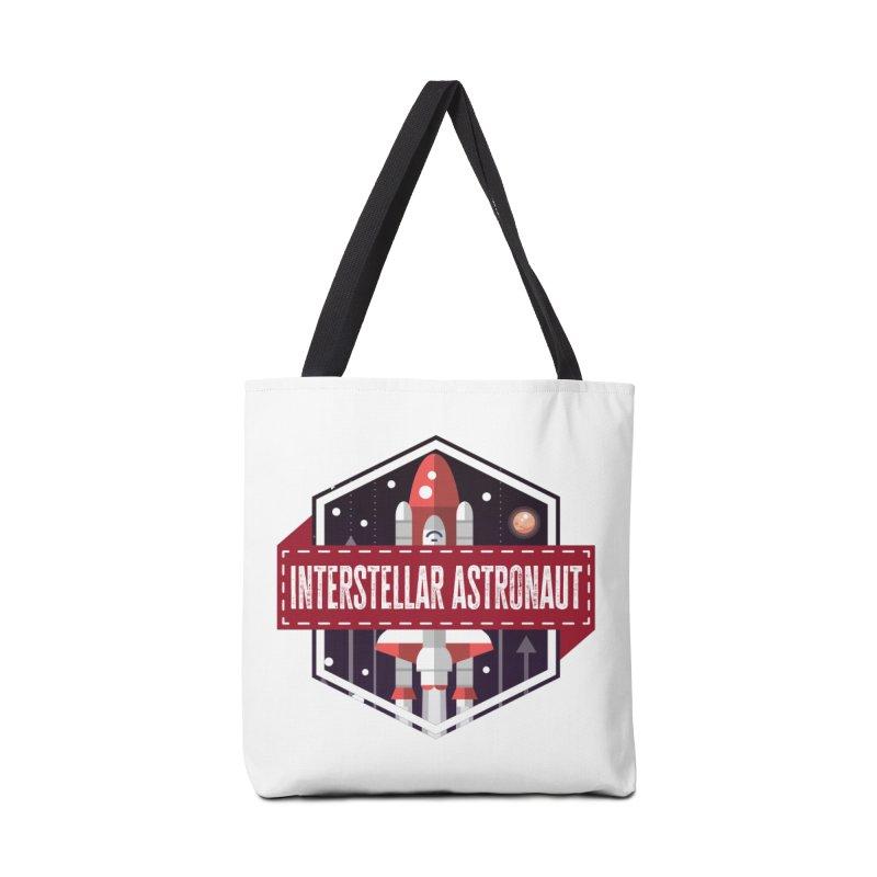Interstellar Astronaut Accessories Bag by MaddFictional's Artist Shop