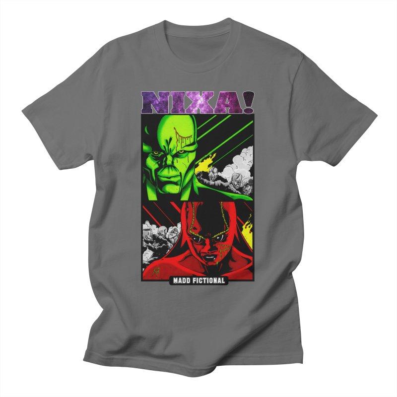 Nixa/Klute Men's T-Shirt by MaddFictional's Artist Shop