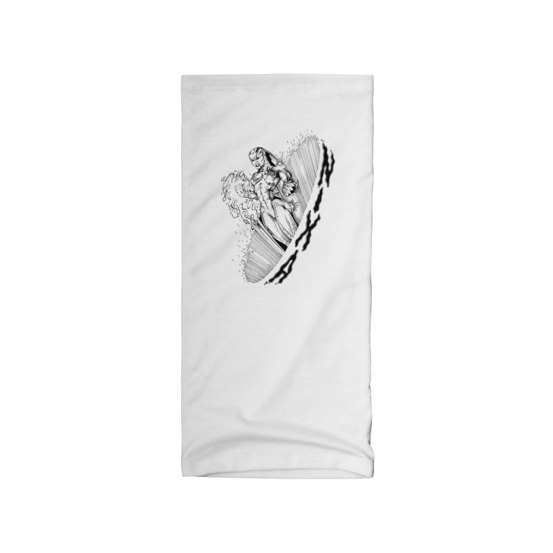 Nixa Wormhole Accessories Neck Gaiter by MaddFictional's Artist Shop