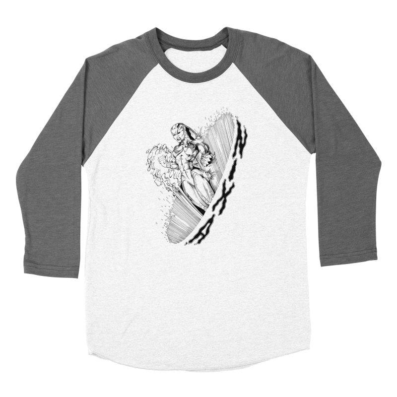 Nixa Wormhole Women's Longsleeve T-Shirt by MaddFictional's Artist Shop