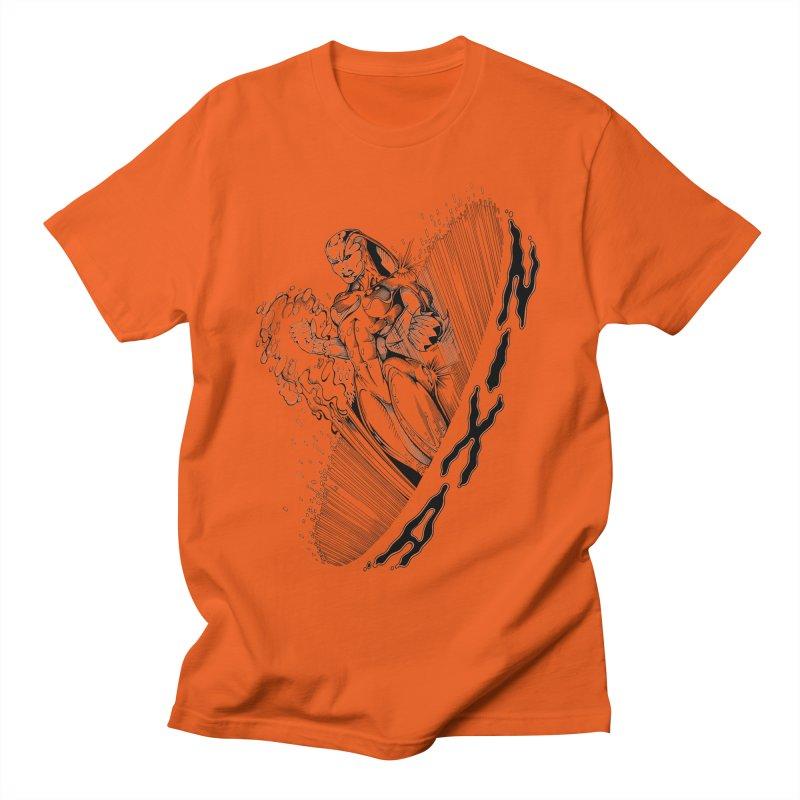Nixa Wormhole Men's T-Shirt by MaddFictional's Artist Shop