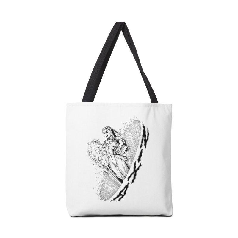 Nixa Wormhole Accessories Bag by MaddFictional's Artist Shop