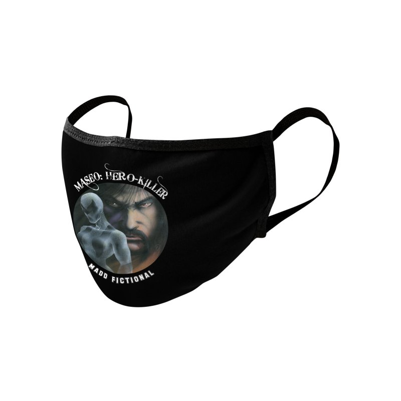 Maseo: Hero-Killer Accessories Face Mask by MaddFictional's Artist Shop