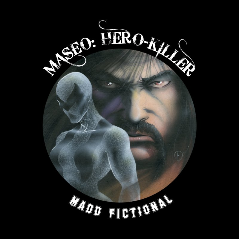 Maseo: Hero-Killer Home Throw Pillow by MaddFictional's Artist Shop