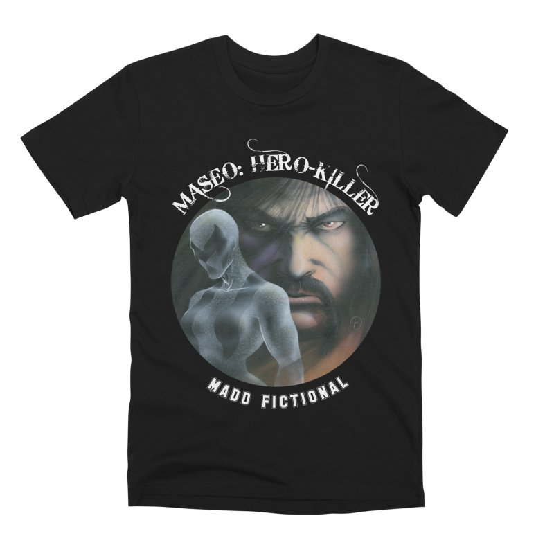 Maseo: Hero-Killer Men's T-Shirt by MaddFictional's Artist Shop